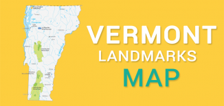 Vermont Landmarks Map Feature
