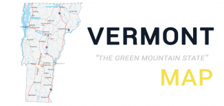 Vermont Map Feature