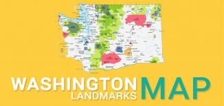Washington Landmarks Map Feature