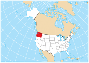 Washington Map Extent