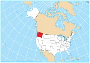 Washington Map Extent