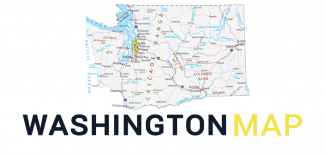 Washington Map Feature