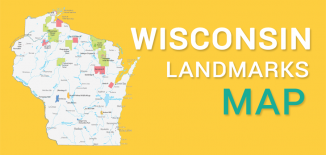 Wisconsin Landmarks Map Feature