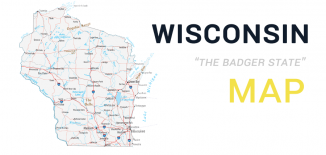 Wisconsin Map Feature