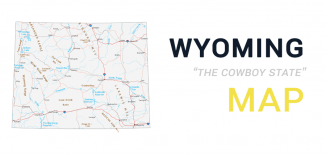 Wyoming Map Feature