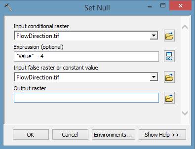 Set Null Tool