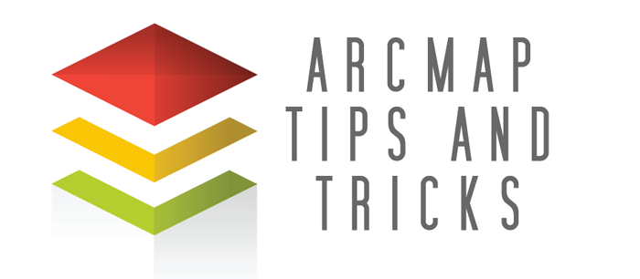 ArcMap Tips and Tricks: The Golden Rules