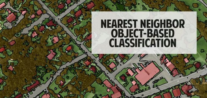 Nearest Neighbor Classification Guide in ECognition - GIS