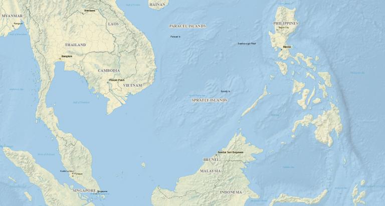 Natural Earth Data – Free GIS Public Domain Data