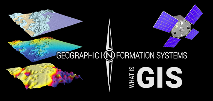 What is Geographic Information Systems (GIS)? - GIS Geography Describe The Function Of A Maps Key on