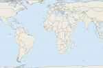 World Map Projection