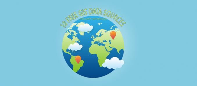 Free GIS Data Sources