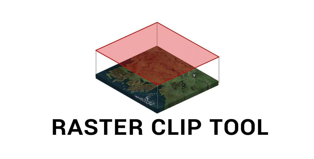 Raster Clip Tool Feature