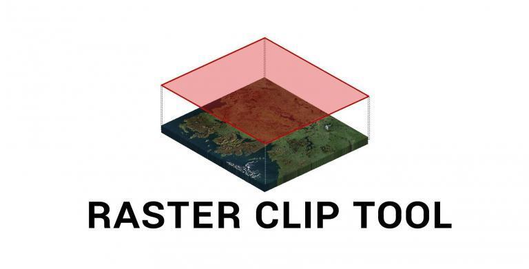 Raster Clip in GIS