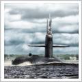 Shallow submarine