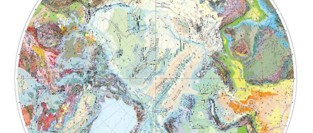 Geologic map Arctic