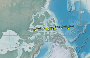 Magnetic North vs Geographic (True) North Pole - GIS Geography