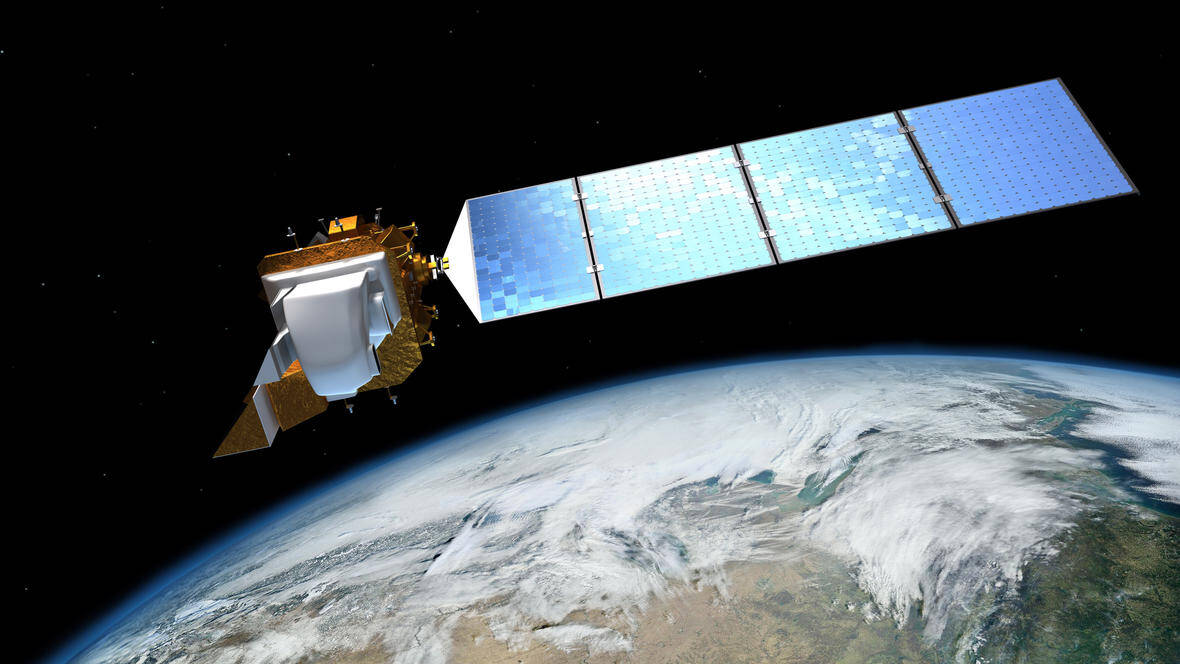 Inside the Landsat Data Continuity Mission « Earth Imaging Journal ...
