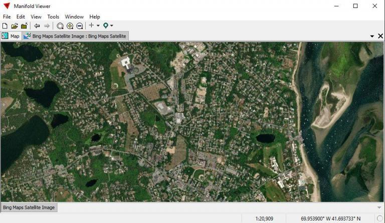 Manifold GIS Systems: Software Review