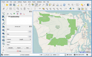 QGIS Guide: Screenshot Example