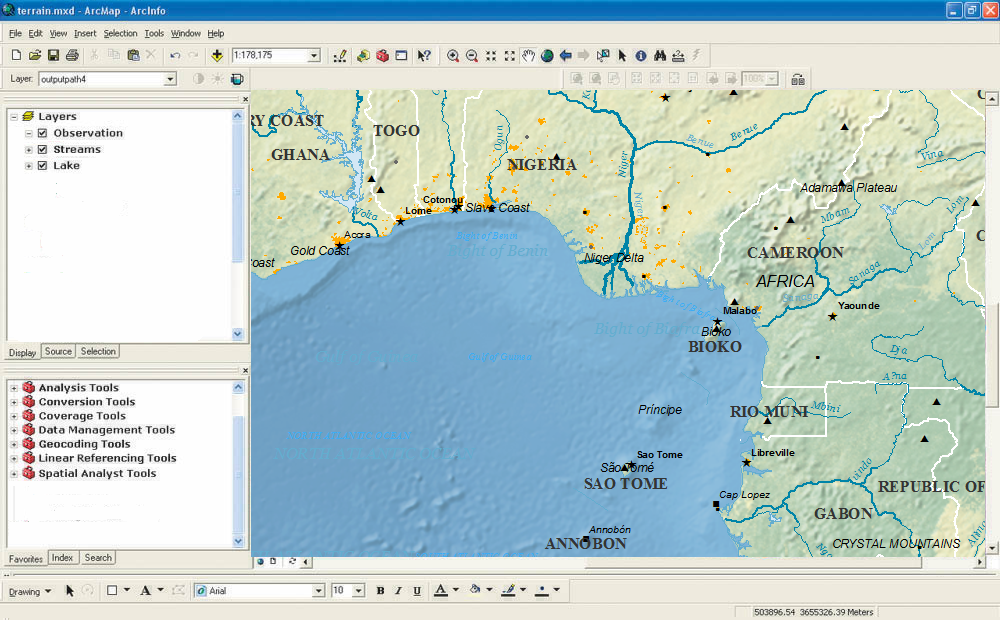 Commercial GIS : List of Proprietary Mapping - GIS ... on