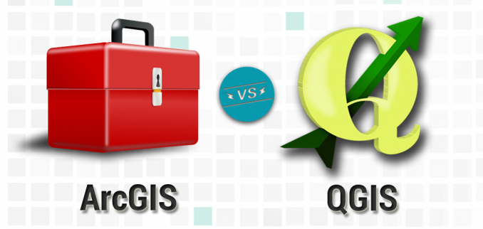 27 Differences Between ArcGIS and QGIS - The Most Epic GIS Software