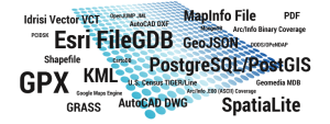 GIS File Formats