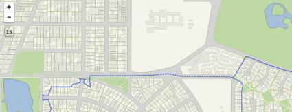 QGIS Webmap