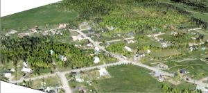 LiDAR Canopy Height Model