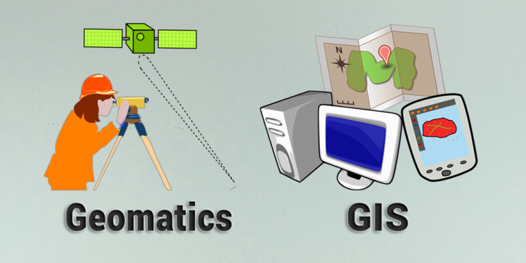 What is the Difference Between Geomatics and GIS?