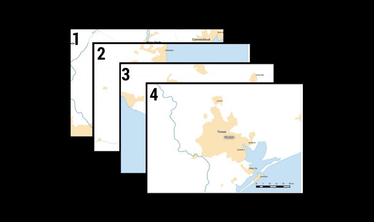 How to Create QGIS Atlas Mapbooks