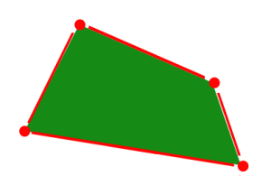 Vector Data Type Polygon