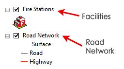 Network Analyst Data