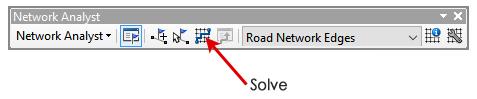 Network Analyst Solve