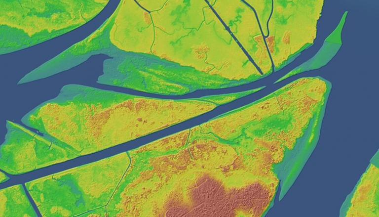 LAS Format: Converting LAS Files to DEM with ArcGIS 3D Analyst