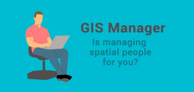 gis manager job