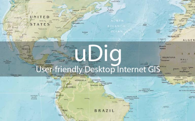uDig – User-friendly Desktop Internet GIS (Review)