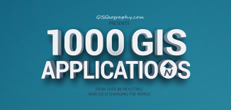 1000 GIS Applications