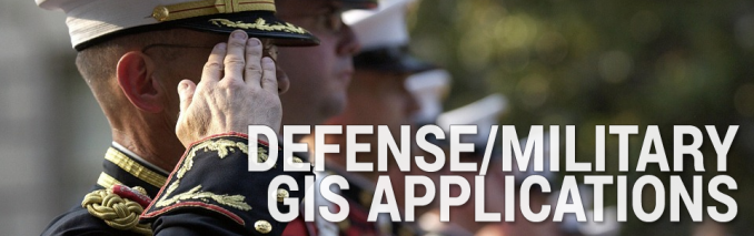 Defense and Military GIS Applications