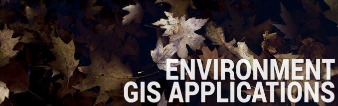 Environment GIS Applications