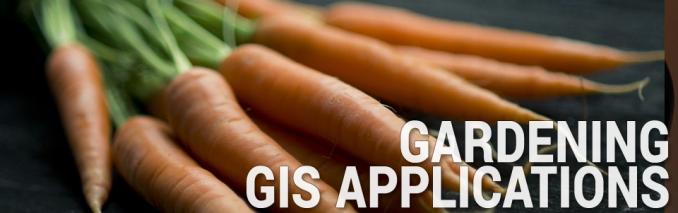 Gardening GIS Applications