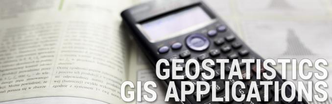 Geostatistics GIS Applications