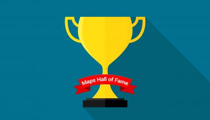 Maps Hall of Fame