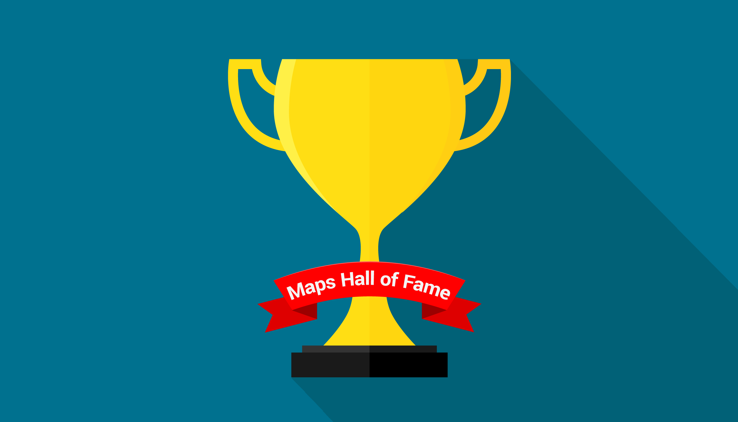Epic Web Maps – The Maps Hall of Fame [Best Maps]