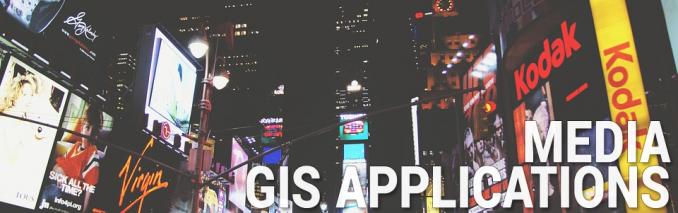 Media GIS Applications