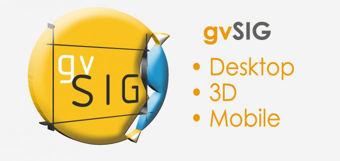 gvSIG Software, Desktop, 3D and Mobile. Open Source GIS Software