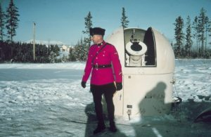 Canada Survey Station
