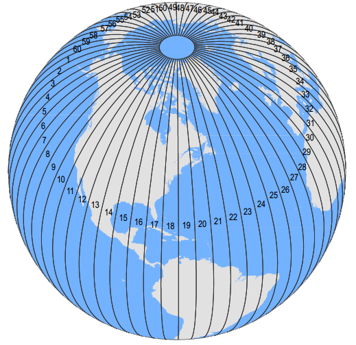 Cylindrical Projection: Mercator, Transverse Mercator and ...   Mercator Projection Cylinder