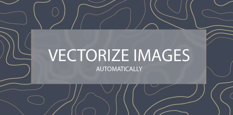 How To Vectorize Image Files Automatically with ArcScan