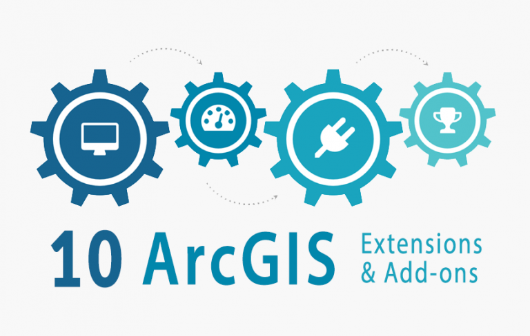 10 ArcGIS Extensions and Add-ons